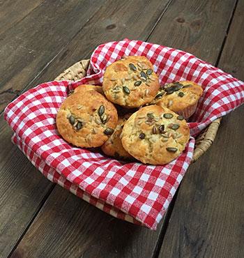 Gluten Free Breakfast Muffins Recipe