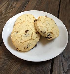 gluten free fruit scones