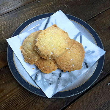 Gluten Free Shortcake Biscuits Recipe