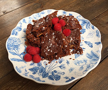 gluten free chocolate brownies thumbnail